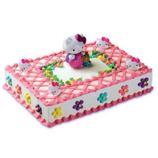 hello kitty cake topper in Home & Garden