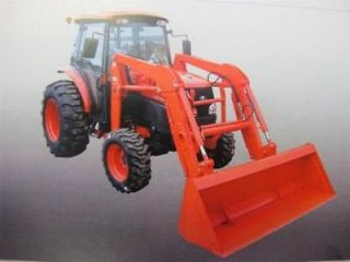 tractor front end loaders in Agriculture & Forestry