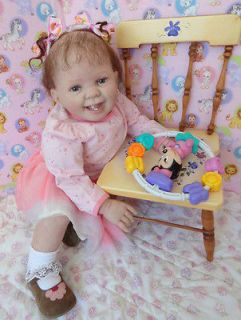 newborn baby dolls in Dolls & Bears
