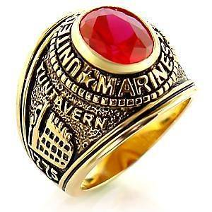 us marine corps ring in Jewelry & Watches