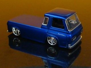 1965 FORD ECONOLINE KRUISER PICK UP 1/64 Scale Limited Edit 5 Detailed