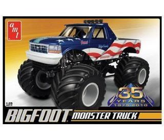 AMT 668 Model Kit Bigfoot Ford Monster Truck 1/25 MIB