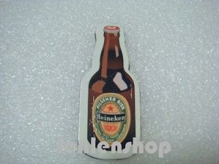 Mini miniature Bottle of beer fridge Refrigerator Magnet