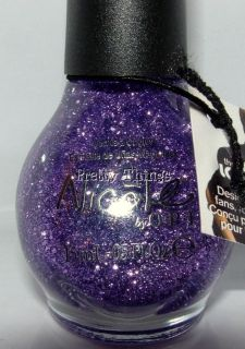 Nicole By OPI Nail Polish One Less Lonely Glitter Justin Bieber
