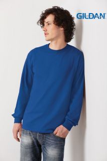 Gildan 2400 Ultra Cotton Adult Long Sleeve T Shirt