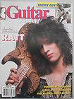 Guitar Player Magazine April 1987 Warren DeMartini