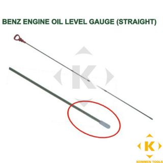 Mercedes Benz Engine Oil Dipstick Straight End (MB part # 120589062100