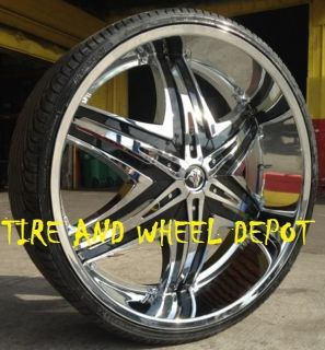 30 inch rims in Wheel + Tire Packages