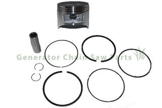 Gas Honda Generator Lawn Mower Engine Motor Piston Kit Rings Gx390 Gx