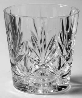 Princess House HIGHLIGHTS Old Fashioned Glass 6808592