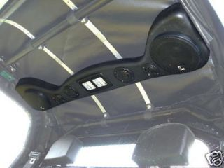 JOHN DEERE HPX & XUV GATOR 6 SPEAKER SOUND BAR