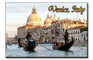 VENICE   ITALY Souvenir Photo Fridge Magnet #1