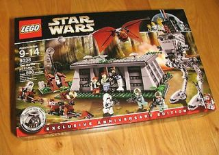 Lego Star Wars The Battle of Endor 8038 New in Sealed Box Shipped