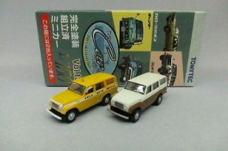 Car Collection 13 Toyota Land Cruiser FJ56V Brown Road Patrol Cars 1