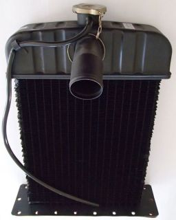 farmall cub radiator in Tractor Parts