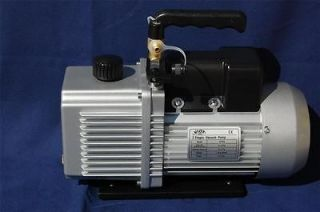 Vane HighPerformanc​e Deep Vacuum Pump 6CFM HVAC+Check Valve+3Ports