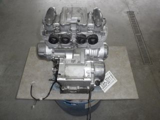 1981 HONDA CB 650 MOTORCYCLE ENGINE AND TRANSMISSION 12880 MILES