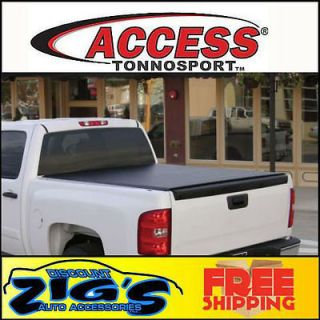 Access TonnoSport Roll Up Tonneau Cover for 2007 2010 Ford Explorer