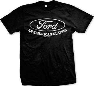 Ford An American Classic Automotive Company Roadster Thunderbird Mens