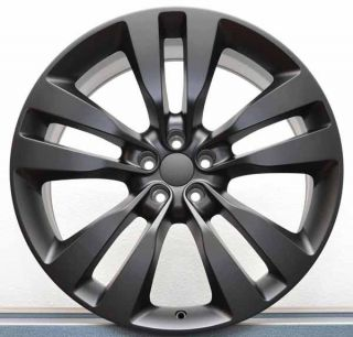 Black 2012 Charger SRT8 300 Magnum Challenger Wheels Rims Set (4