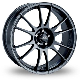 18 OZ Racing Ultraleggera Alloy Wheels & Toyo Tyres   CHEVROLET