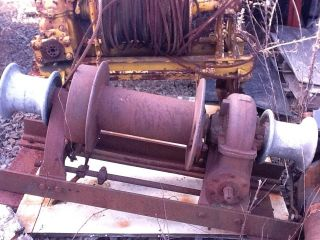 PTO winch in  Motors