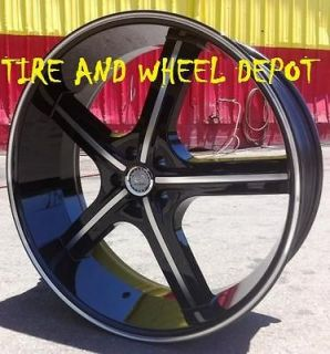 RIMS AND TIRES WHEELS CHEVY TRUCK 5X127 C 10 BROUGHAM IMPALA CAPRICE