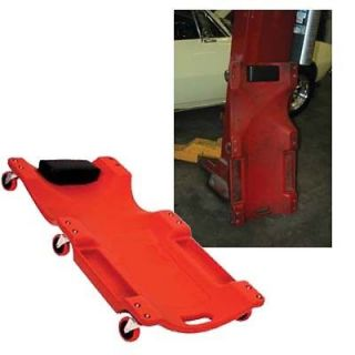 Blow Molded Heavy Duty Mechanics Creeper *Garage NEW