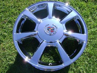 17 BRAND NEW CHROME WHEELS CADILLAC CTS/STS 2008 2009