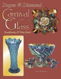 Dugan and Diamond Carnival Glass 1909 1931 Identification and Values