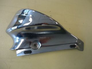 Honda Shadow Spirit VT 1100 C Right Side Chrome Body Cover Panel Case