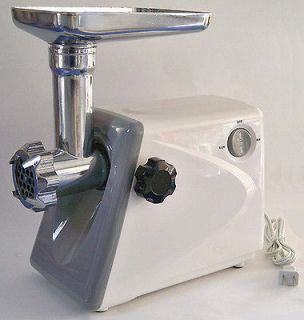 NEW ELECTRIC MEAT GRINDER 1500 WATT SAUSAGE ATTACHMENT