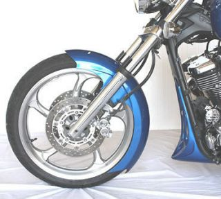 LOW AND MEAN LONG REAPER FRONT FENDER FOR YAMAHA RAIDER