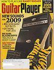 Guitar Player Magazine (May 2009) New Sounds of 2009 / Play Like Randy