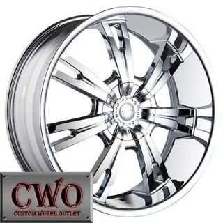 Mazzi Inferno Wheels Rims 5x135/5x139.7 5 Lug Ford F 150 Dodge Ram