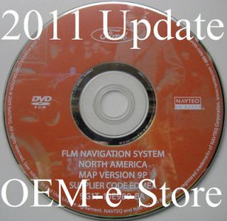 2007 2008 Lincoln Navigator & L Limited Navigation DVD Map US Canada