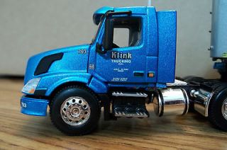 Diecast Promotions F F Ertl KLINK Volvo Day Cab East End Dump Trailer