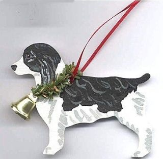 english springer spaniel ornament in Animals
