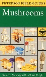 Field Guide to Mushrooms North America by Kent H. McKnight, Vera B