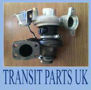FORD FOCUS FIESTA TURBO TURBOCHARGER 1.6D TDCi DV6 90PS