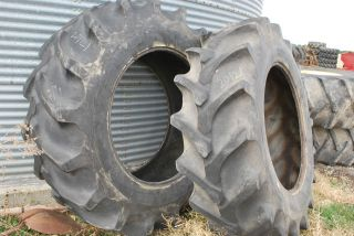 38 FIRESTONE R 2 COMBINE TRACTOR SWAMP BUGGY TIRES NO RIMS 2 TIRES