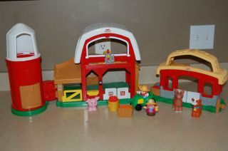fisher price little people farm in Little People (1997 Now)