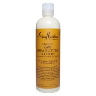 Shea Moisture Organic Raw Shea Butter Lotion 13 oz. product details