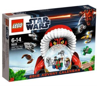 LEGO Lego Star Wars   LEGO Star Wars Advent Calendar   9509  Pixmania
