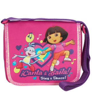 Girls   Dora the Explorer   Girls Sing and Dance Crossbody Bag
