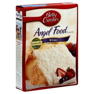 Betty Crocker Angel Food Cake Mix   White   1 Box (16 oz)  Meijer