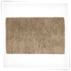 Dynamic Rugs Tiranga Collection Handmade Wool Hearth Rug Gold