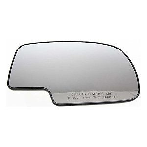 1999 2011 CHEVROLET SILVERADO 1500 MIRROR GLASS (OE REPLACEMENT MIRROR