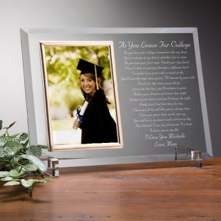3816   Graduation Poem Personalized Reflections Frame