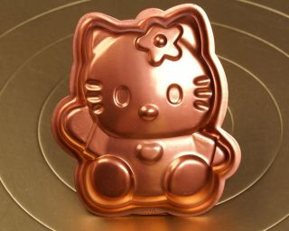 53 Inch Hello Kitty Cake Pan Cake Tin Cake Decoration Bake Molds